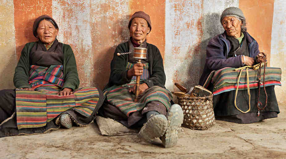 China, poverty, people, home