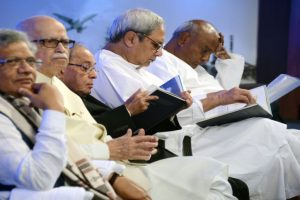 Leaders pay glowing tributes to Biju Patnaik