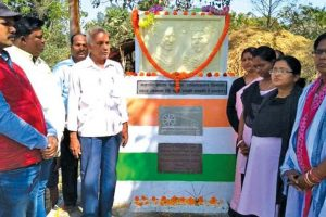Kendrapara locals pay tribute to Ganghiji & Raghunath