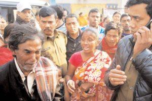 12-day-old baby stolen in Siliguri