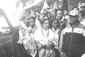 New Darjeeling civic body chief sworn in