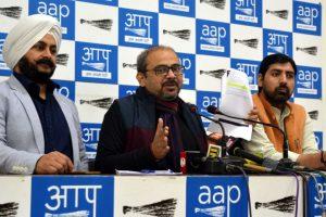 AAP calls for Delhi bandh tomorrow