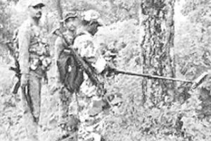 Combing ops drive out Maoists from Satkosia