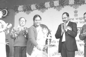 Balurghat labour fair begins