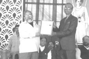 Malda writer felicitated