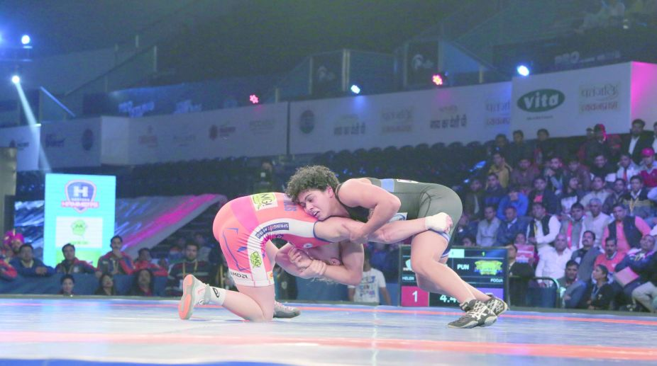 Pooja Dhanda - From a gold medal in Judo to beating Wrestling