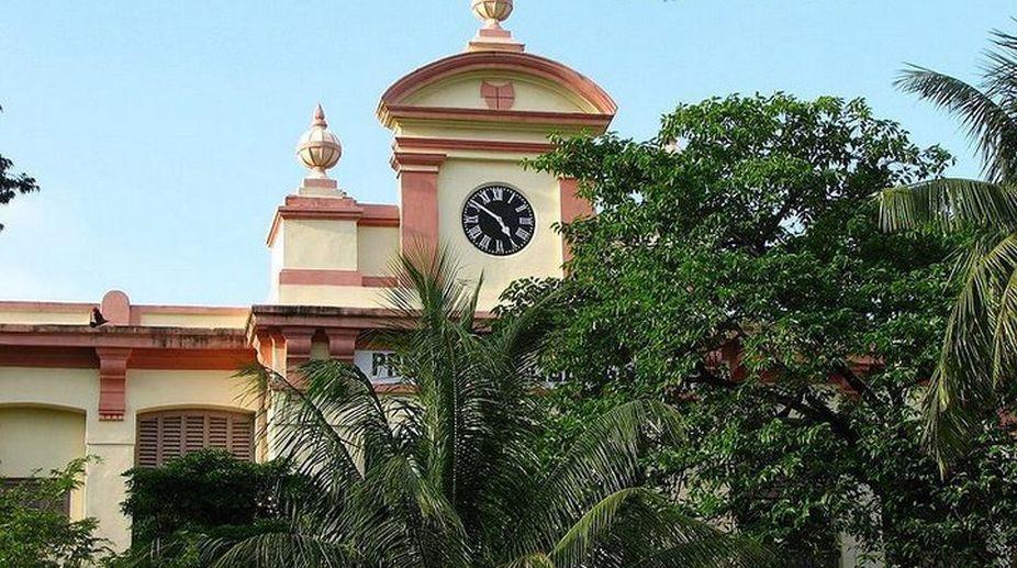 Kolkata's Presidency College