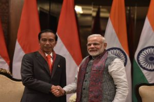 India, Indonesia discuss intensifying trade, maritime cooperation