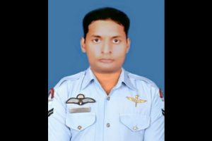 President awards Ashok Chakra to IAF commando killed in J-K