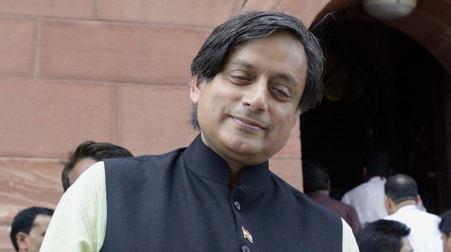 Jaipur, budgets, Congress MP and writer Shashi Tharoor, Rahul Gandhi, Prime Minister Narendra Modi