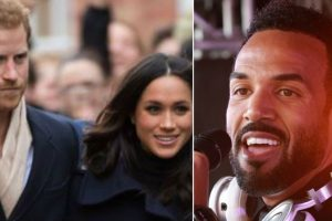 Craig David wants to perform at royal wedding