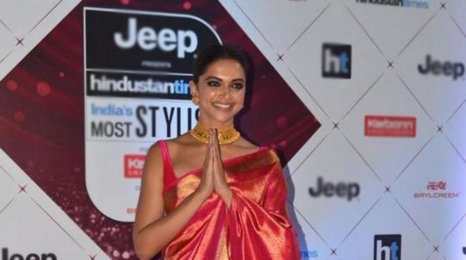Deepika Padukone, Padmaavat, HT Most Stylish Awards
