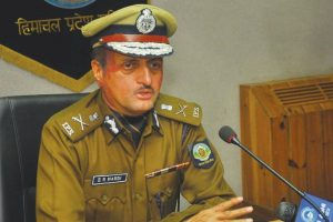 Mardi takes over as new Himachal DGP