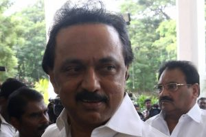 No leadership vacuum in TN, Stalin tells Rajinikanth