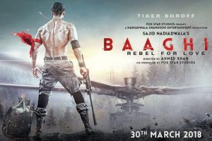 'Baaghi 2' to release on March 30