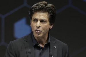 Shah Rukh Khan's inspirational speech at WEF's 24th Crystal Awards steals the show