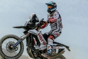 Mena breaks into top-20 after stage 7, Santosh placed 40th