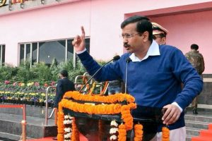 Kejriwal slams Centre for creating hurdles in Delhi's development
