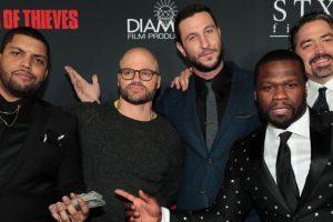 Butler, 50 Cent underwent strict training for 'Den of Thieves'