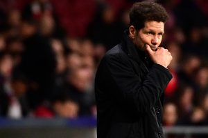 Atletico Madrid coach Diego Simeone suspended for 3 games in Copa del Rey