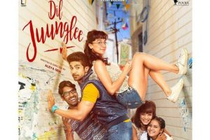 Dil Juunglee's party song is peppy and catchy