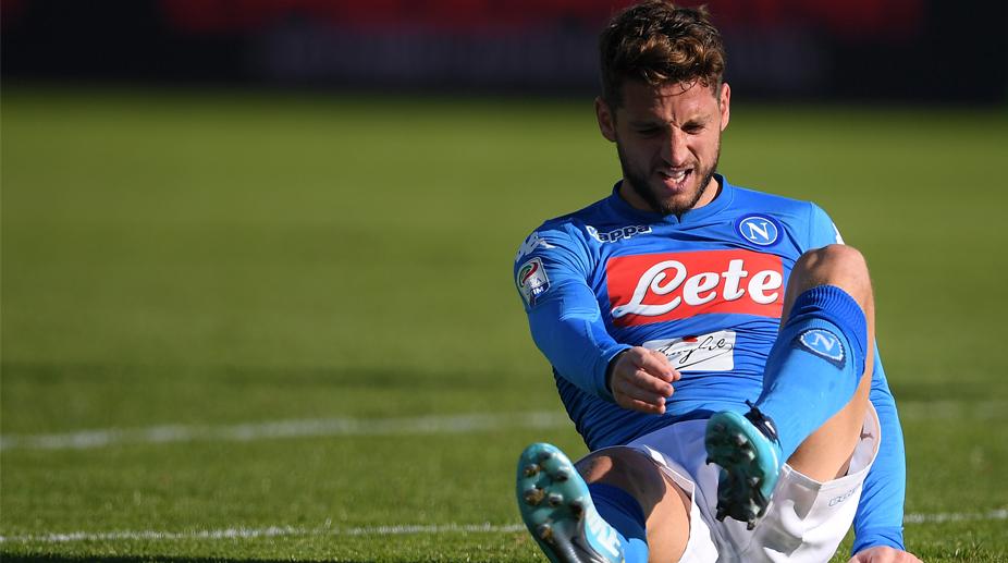 Dries Mertens, S.S.C. Napoli, Napoli vs Atlanta, Serie A