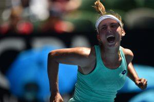 Australian Open 2018: Elise Mertens routs Elina Svitolina to reach semis