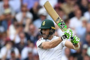 Chasing 241, S. Africa reach 69/1 at lunch on Day 4