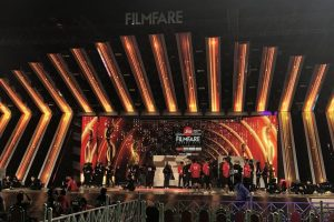 Watch: B-Town celebs rehearse for Filmfare Awards 2018