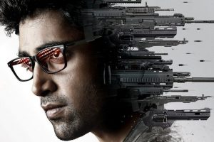 First look of Telugu actor Adivi Sesh's movie 'Goodachari' unveiled
