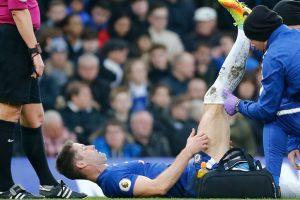 Antonio Conte updates on Gary Cahill's injury