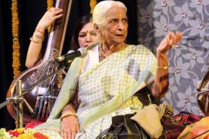 Music festival changes name in tribute to Girija Devi