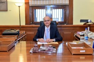 Gokhale takes charge as Foreign Secy