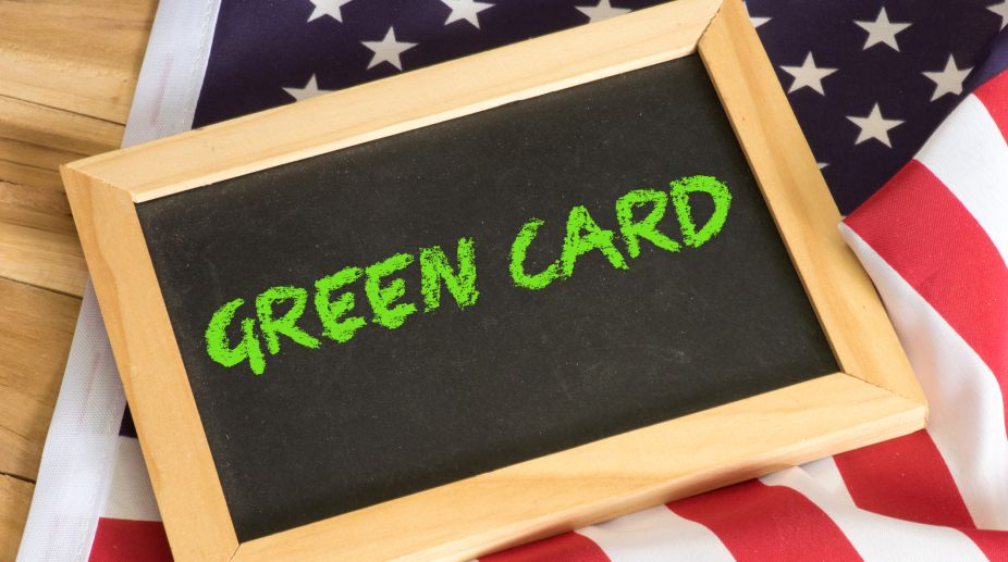 Washington, Green Card, Indian, American, nationwide campaign