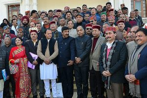 13th HP Assembly Session begins in Dharamshala