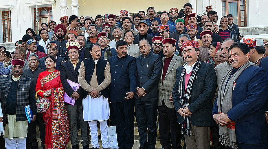 Himachal assembly session