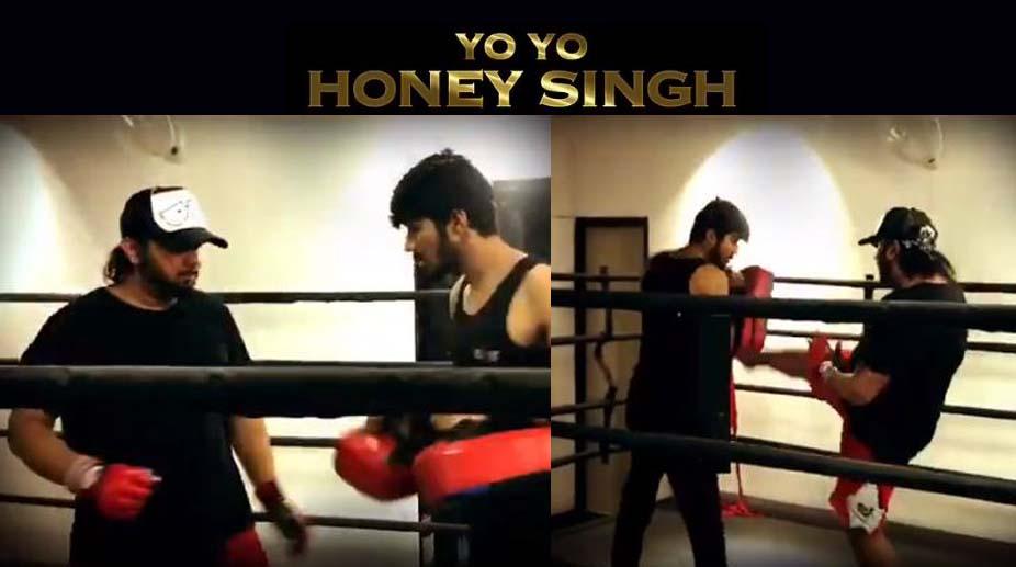 Yo Yo Honey Singh, upcoming music video