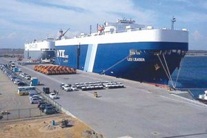 Lanka's port for sale