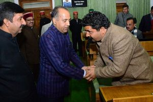 Two-time Churah MLA Hans Raj is Deputy Speaker of HP Assembly
