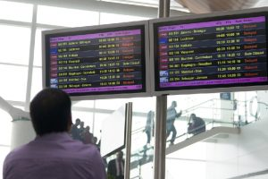 300 flights delayed, 8 cancelled due to low visibility at IGI