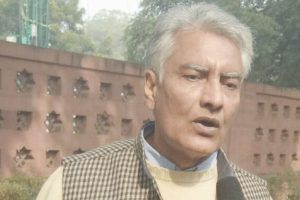 Jakhar questions SAD's double standards