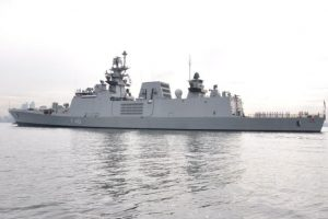 Fire on INS Shivalik, no damage reported