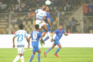 Goa beat Jamshedpur in Indian Super League tie