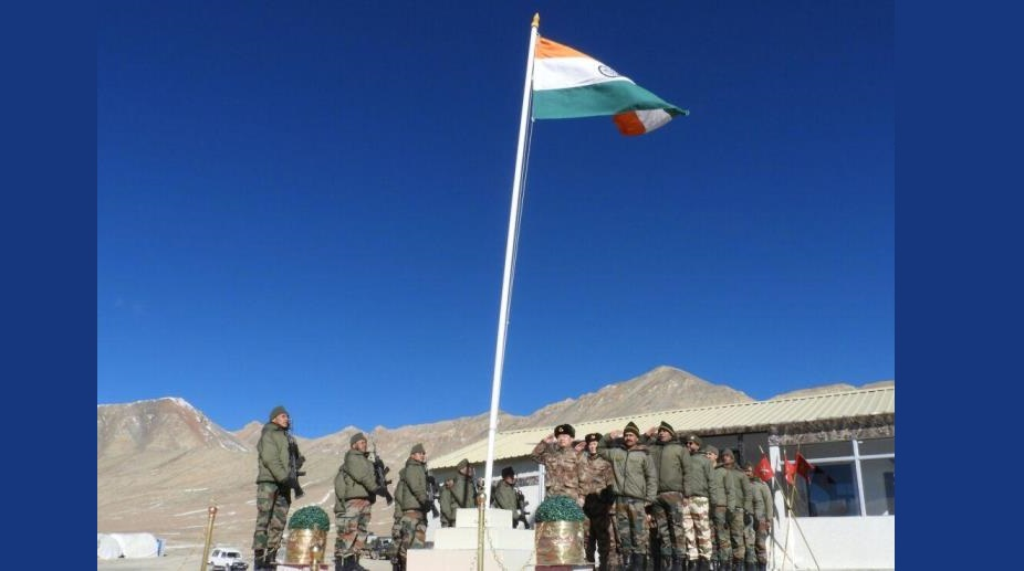India China Border Personnel Meeting
