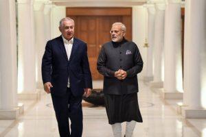 After courting Netanyahu, Modi set to visit Palestine