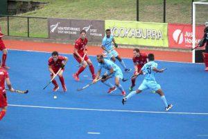 Four Nations Invitational Tournament: India go down 0-2 against Belgium
