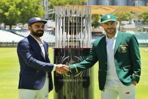 India vs South Africa first Test – Day 1 scoreboard