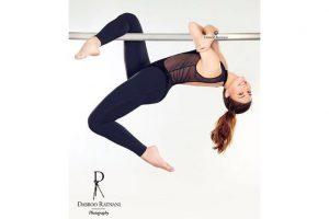 Jacqueline Fernandez sizzles on the pole for Daboo Ratnani's calendar