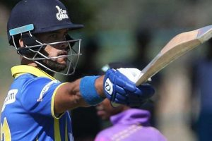 South African cricketer writes history by scoring 37 runs in an over