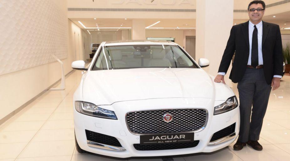 Jaguar Land Rover India Head Calls For Reasonable Taxes On Luxury